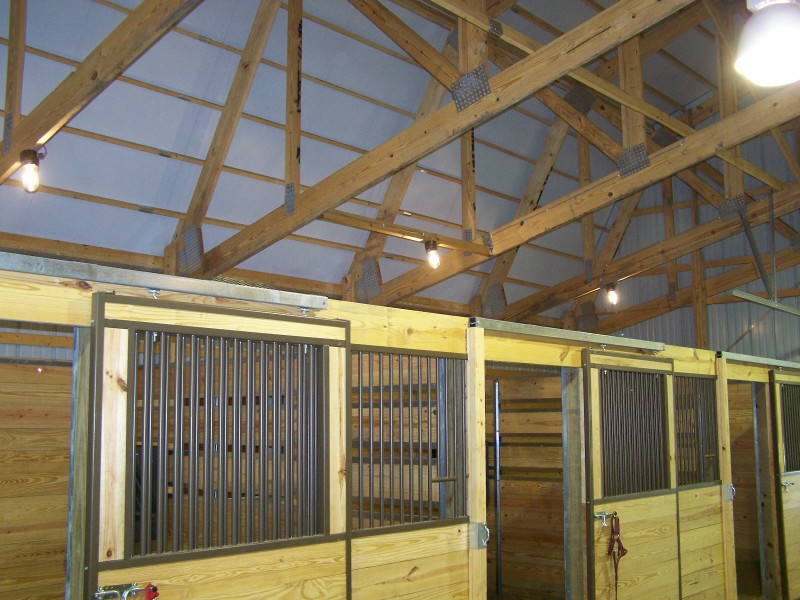 Zotz Electrical Lucky S Place Barn Stall Lighting